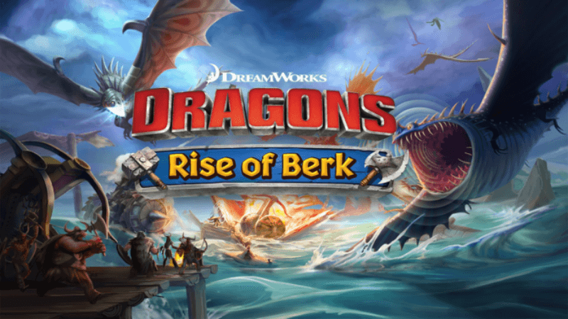 Dragons Rise of the Berk