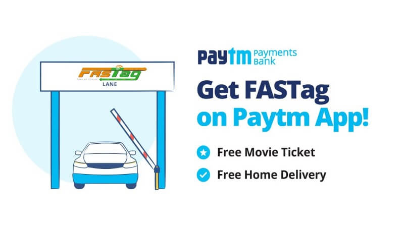 How To Get FASTag Through Paytm? [Step-By-Step Guide]