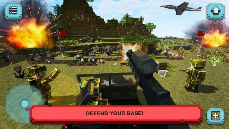 Army Craft Game