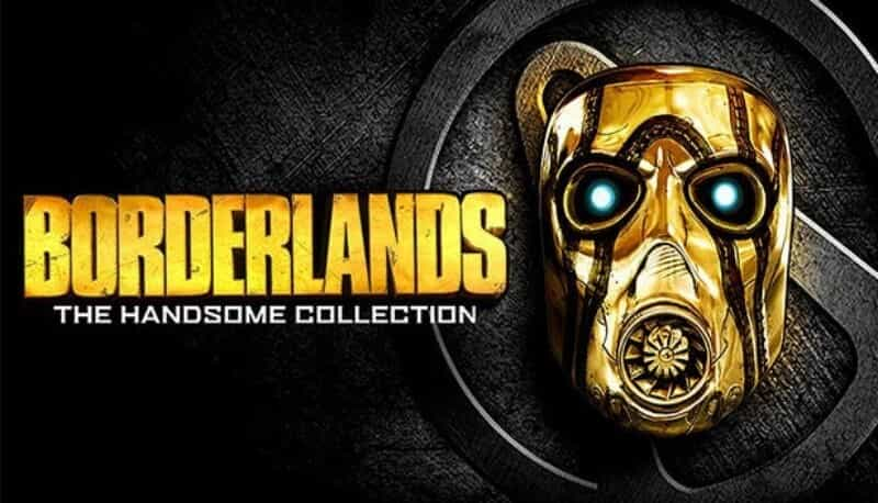 Borderlands - The Handsome Collection Game