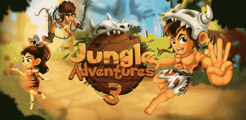 Jungle Adventures 3 Game
