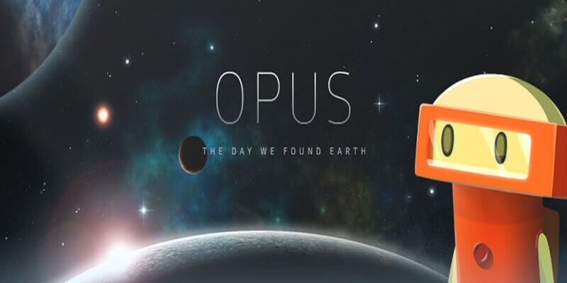 OPUS - The Day We Found Earth Game