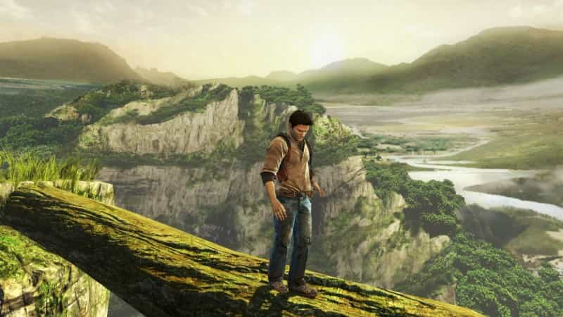 Uncharted - Golden Abyss Game