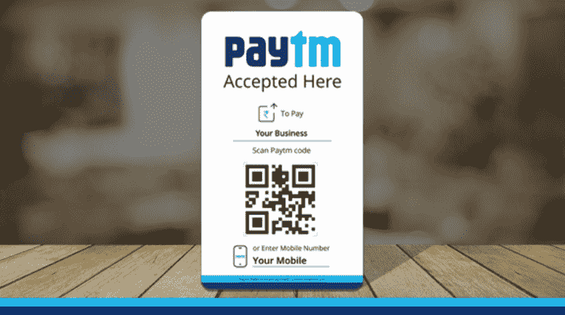 Paytm Business QR Code Not Working? [How To Fix]