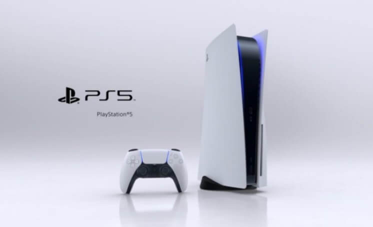 PlayStation 5 Design Revealed