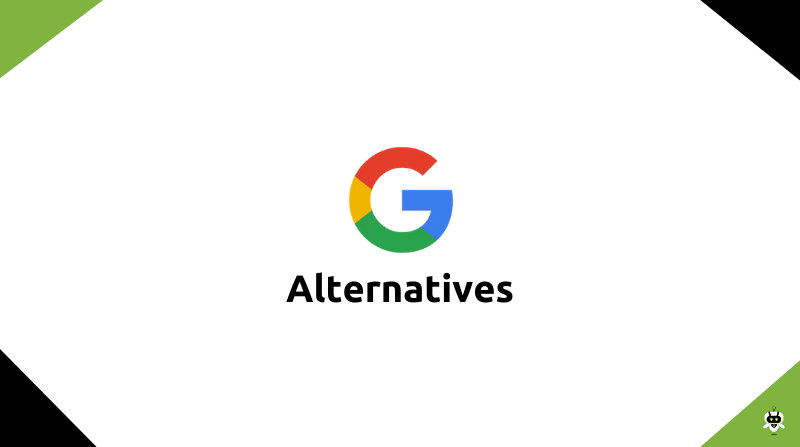Best Google Alternatives