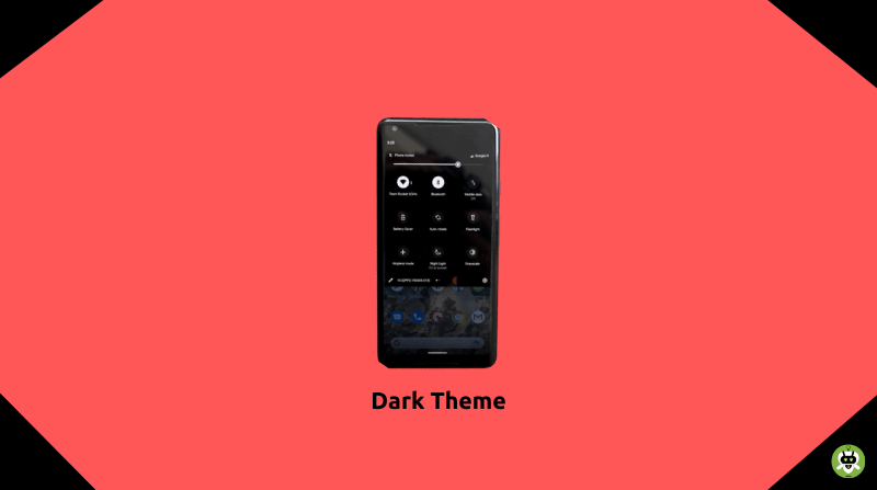 Google Brings Dark Theme