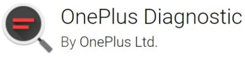 OnePlus Diagnostic