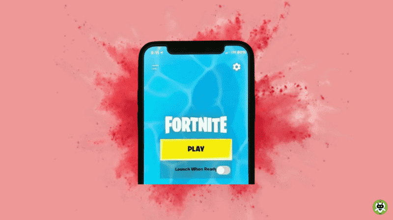 Fortnite-Installed iPhones