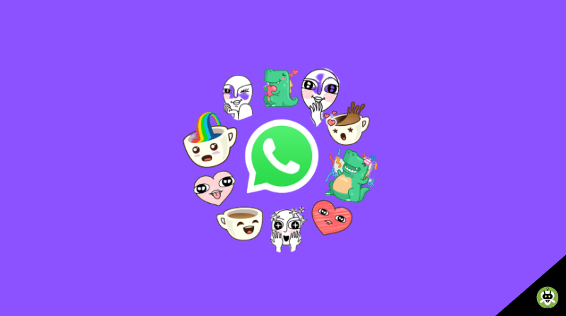 WhatsApp Testing Sticker Search