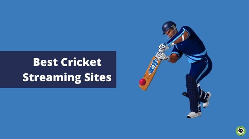 8 Best Cricket Streaming Sites [Updated List For This Year]