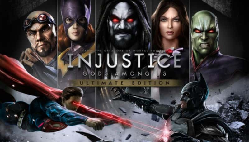 Injustice - Gods Amongst Us