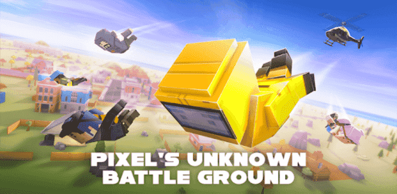Pixels Unknown Battle Ground