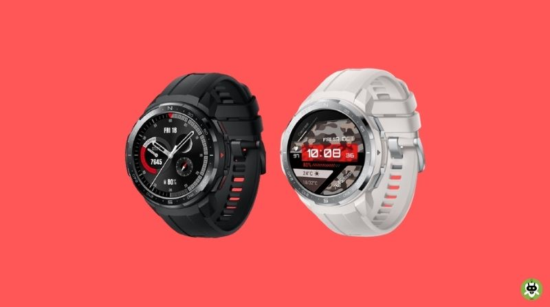 Honor Watch GS Pro With Fitness Tracking Features Launched In India