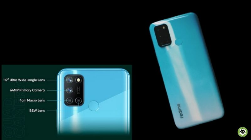 Realme 7i With 90Hz Display & 5000mAh Battery Launched