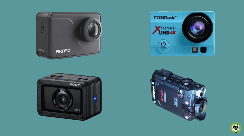 Best GoPro Action Camera Alternatives