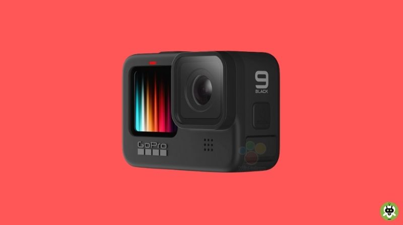 GoPro Hero 9 Black (Successor of Hero 8 Black)