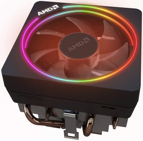 AMD Wraith Prism LED RGB Cooler