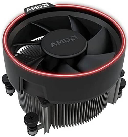 AMD Wraith Spire Socket AM4 CPU Cooler