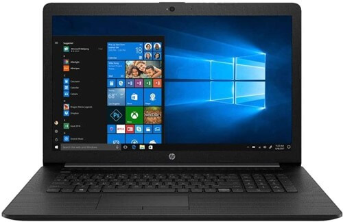 HP (17-BY1053DX) 17.3 Laptop