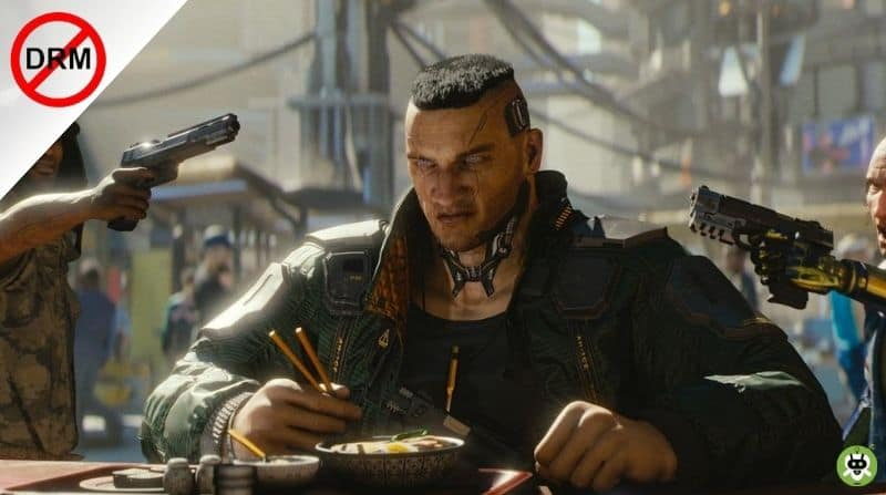 Why Cyberpunk 2077 Has No DRM? – Here's Everything We Know