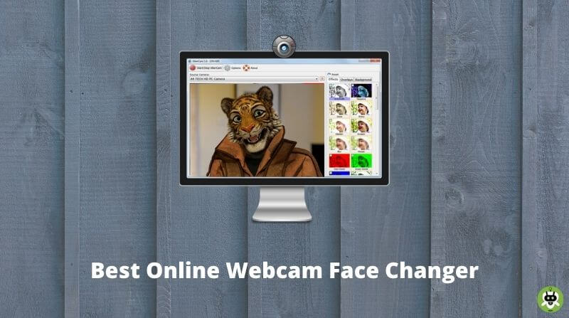 Best Online Webcam Face Changers