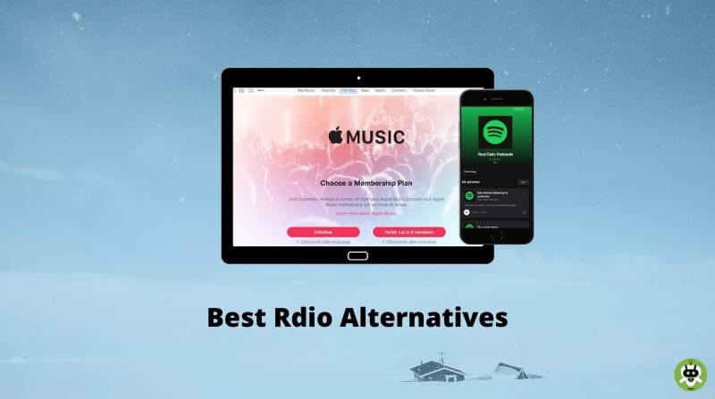 Best Rdio Alternatives
