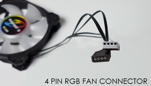 4 Pin RGB Connector