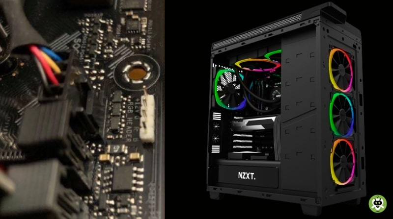 Connect RGB Fans To Motherboard