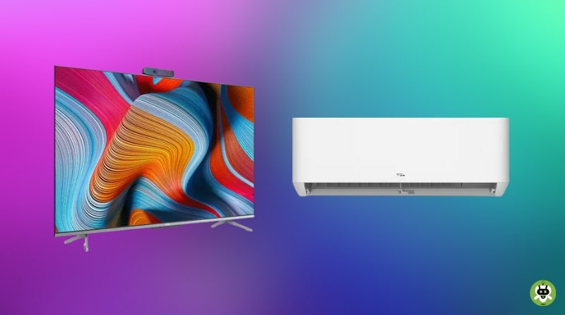 TCL P725 Smart TV With Android 11, Ocarina Smart AC Launched In India