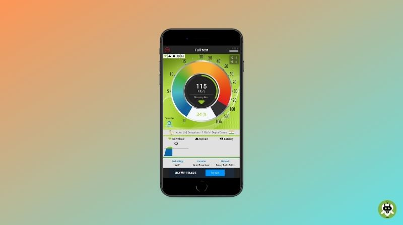 Best Internet Speed Test Apps For iPhone