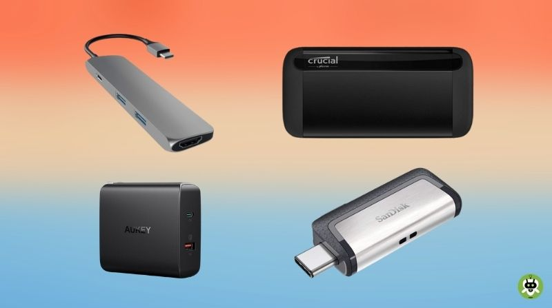 Best USB Type-C Accessories