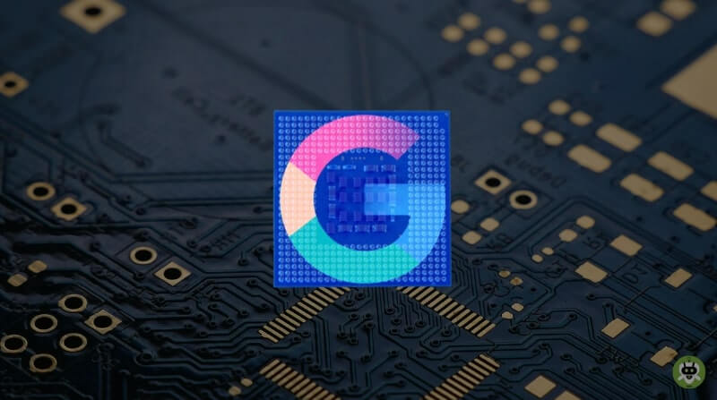 Google-Made Chipset