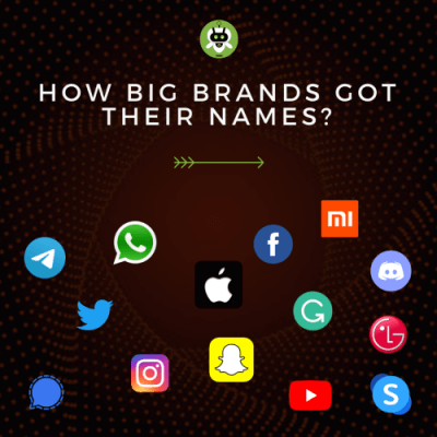 How Big Brands Got Their Names