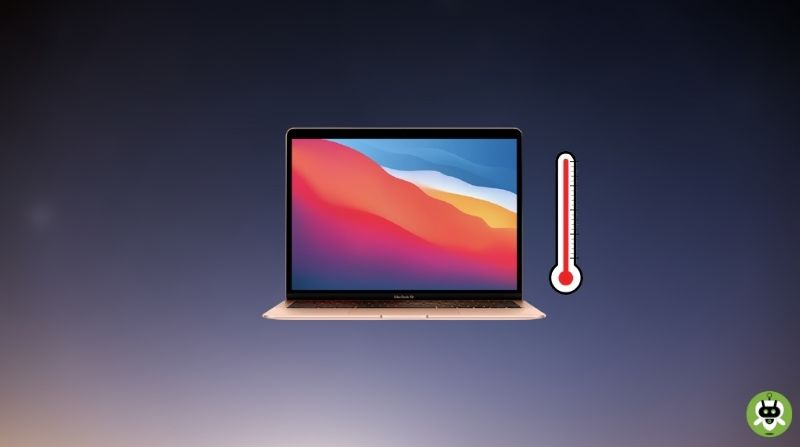 How Does MacBook Air M1 Cool Itself