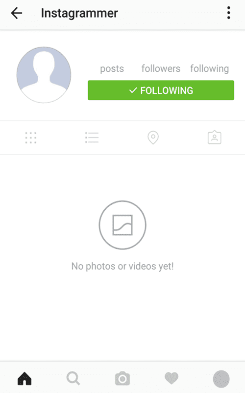 Permanently Disabled Instagram Account