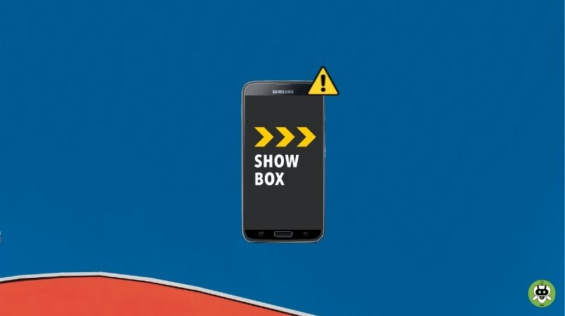 ShowBox Not Working On Android