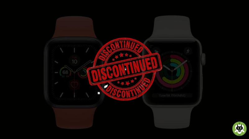 Why Apple Watch Series 5 Discontinued? [Explained]