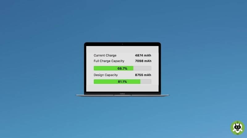 How To Check Battery Cycle On MacBook
