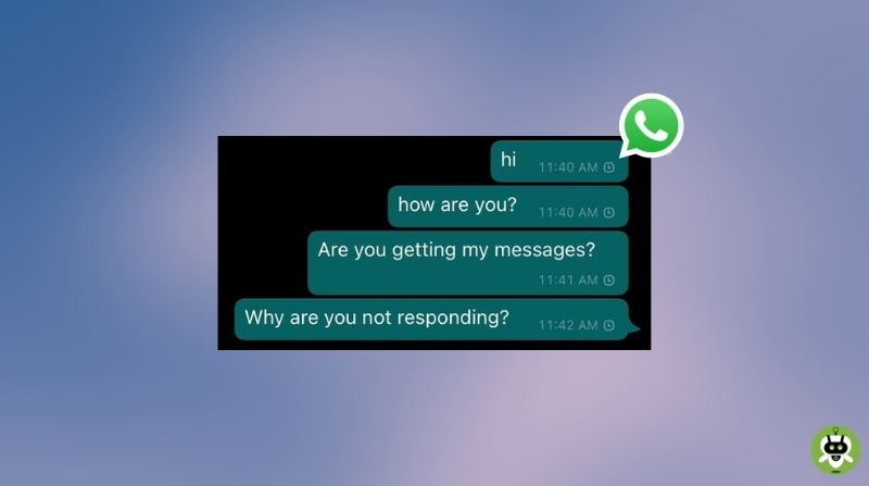 Why WhatsApp Message Not Delivered? [Explained]