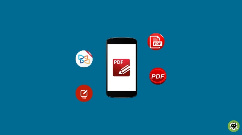 Best PDF Editor Apps For Android