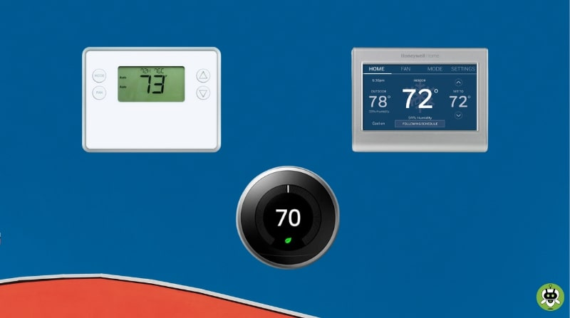 Best Smart Thermostats For Alexa
