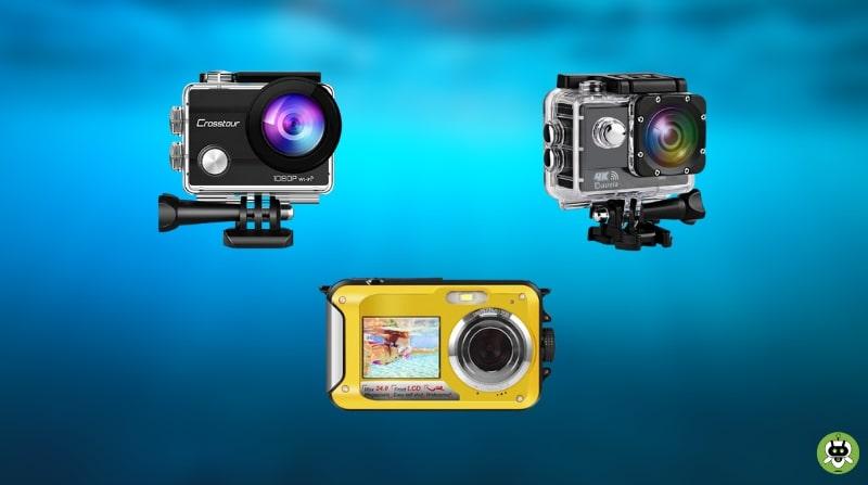 Best Waterproof Cameras Under $100