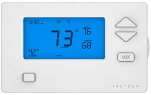 Insteon Remote Control Thermostat