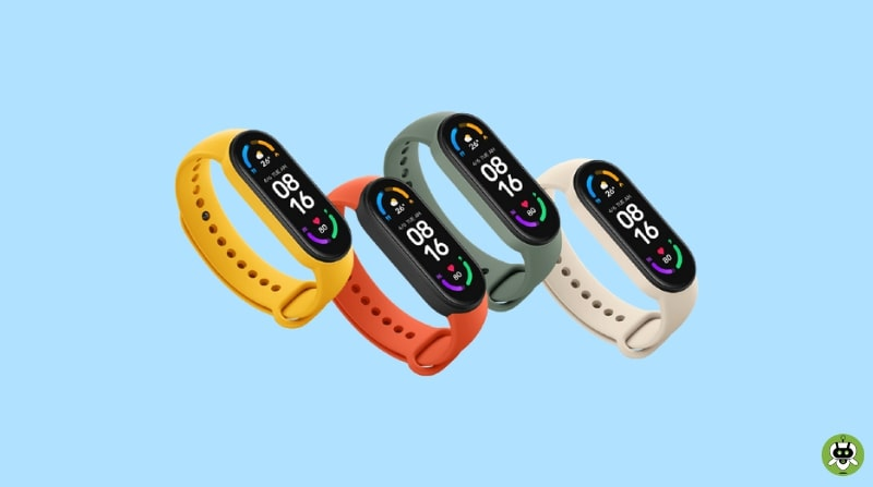 Xiaomi Mi Smart Band 6 Launched With 1.56-inch AMOLED Display