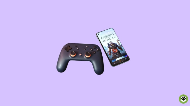 Connect Stadia Controller To Phone