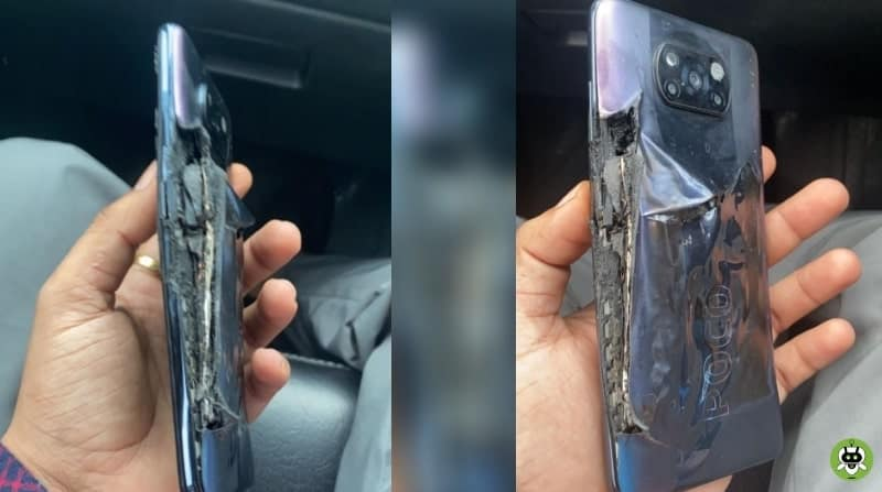 Poco X3 Pro Explodes Minutes After Charging; Poco Yet to Comment