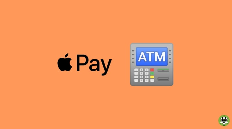 Use Apple Pay At ATM