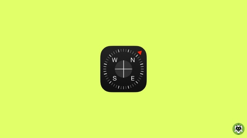 iPhone Compass Not Working