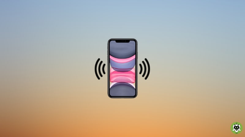 iPhone Vibration Not Working